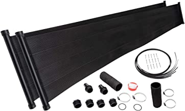 2-2'X20' SunQuest Solar Pool Heater with Couplers And Roof/Rack Mounting Kit