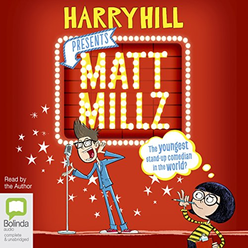 Matt Millz audiobook cover art