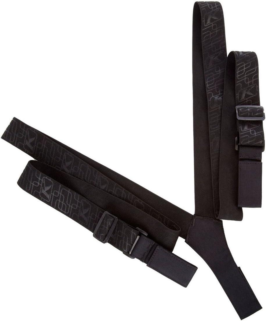 KLIM Standard Suspenders, Black, One Size