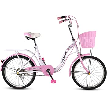 Bicicletas Niños Carro De Niña De 18 Pulgadas Plegable para ...