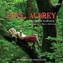 love aubrey audiobook