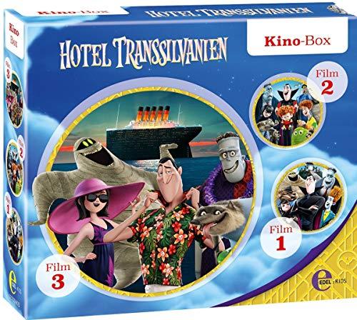 Hotel Transsilvanien - Fan-Box [3 CDs] - Die Original-Hörspiele zu den Kinofilmen