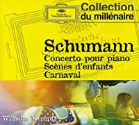 Schumann: Pno Cto in a Minor / Kinderszenen by C. Schumann (2006-08-08)
