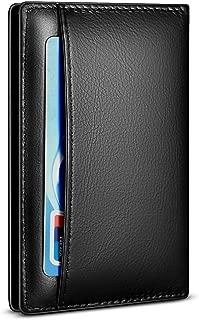 kalibrado slim bifold wallet