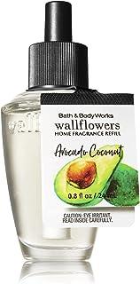【Bath&Body Works/バス&ボディワークス】 ルームフレグランス 詰替えリフィル アボカドココナッツ Wallflowers Home Fragrance Refill Avocado Coconut [並行輸入品]