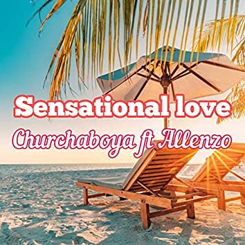 Sensational love (feat. Allenzo)