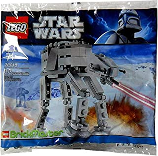 LEGO Star Wars BrickMaster Exclusive Mini Building Set #20018 Mini ATAT Bagged