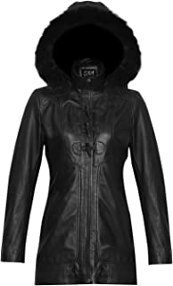 Best fur leather jackets Reviews
