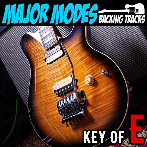 Dorian Mode Backing Track in E (Pop/Funk Style)