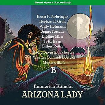 Kálmán: Arizona Lady, Vol. 2 (1953)