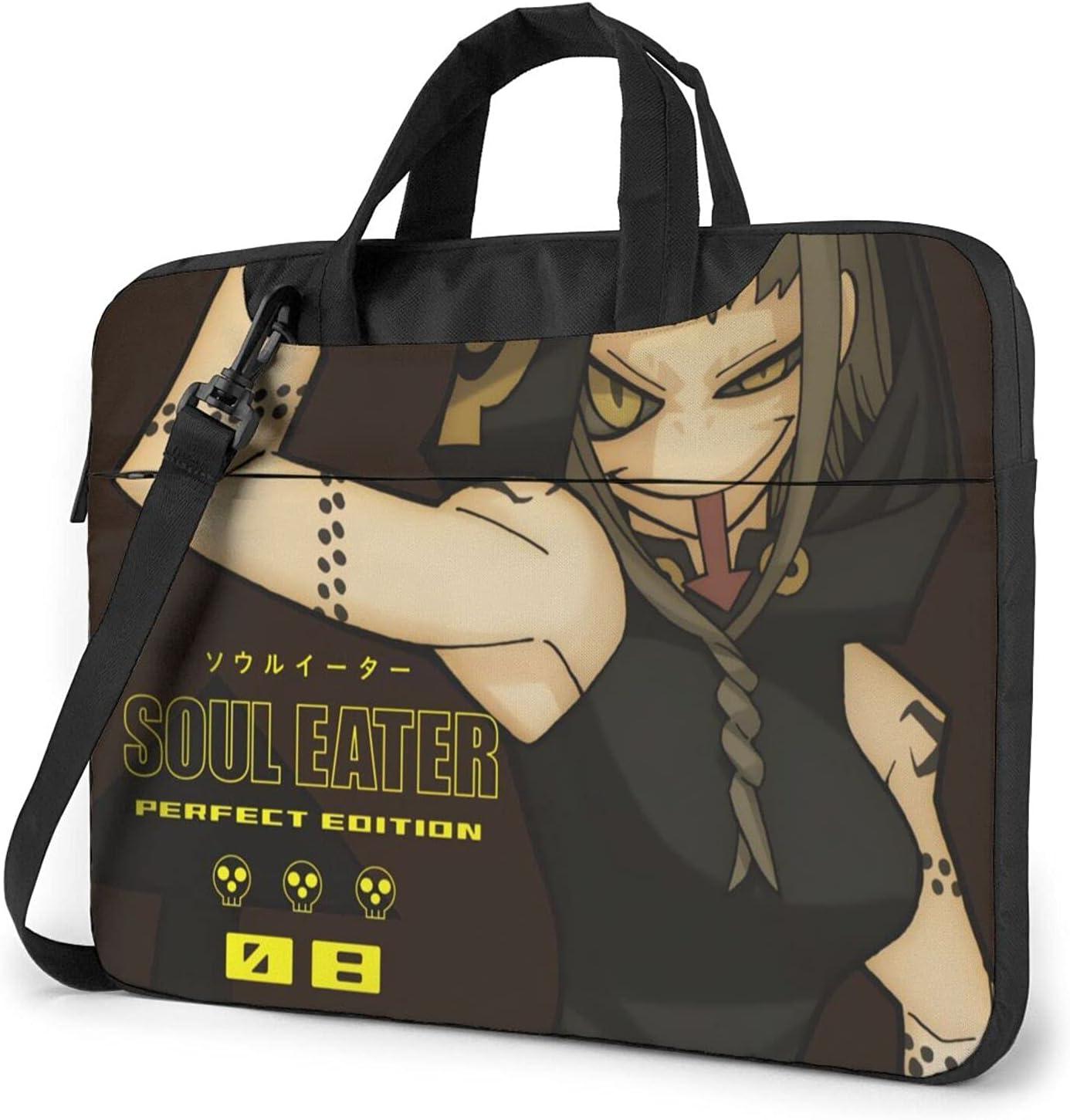 ECHOECVFG Soul Eater 13 inch Laptop Daily bargain sale bag15.6 Choice 14