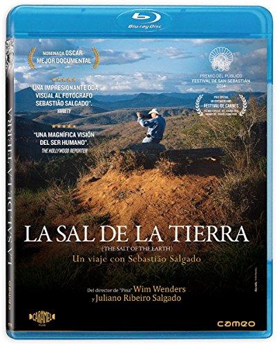 La sal de la tierra Blu-ray