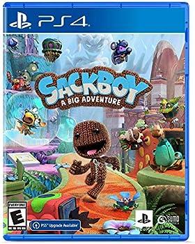 Sackboy: A Big Adventure Standard Edition for PS4