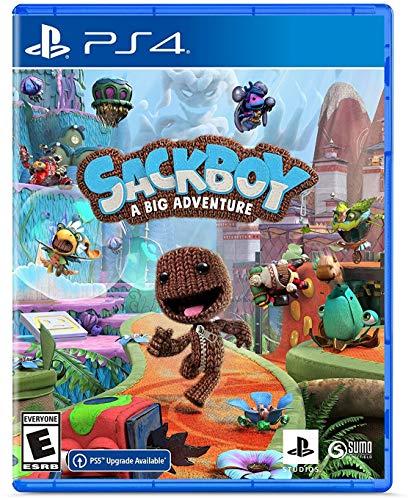 Sackboy: A Big Adventure for PlayStation 4 [USA]