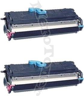 Merotoner–Cartuchos de tóner compatibles con Epson Aculaser M-1200, M1200, M 1200(2unidades), color negro