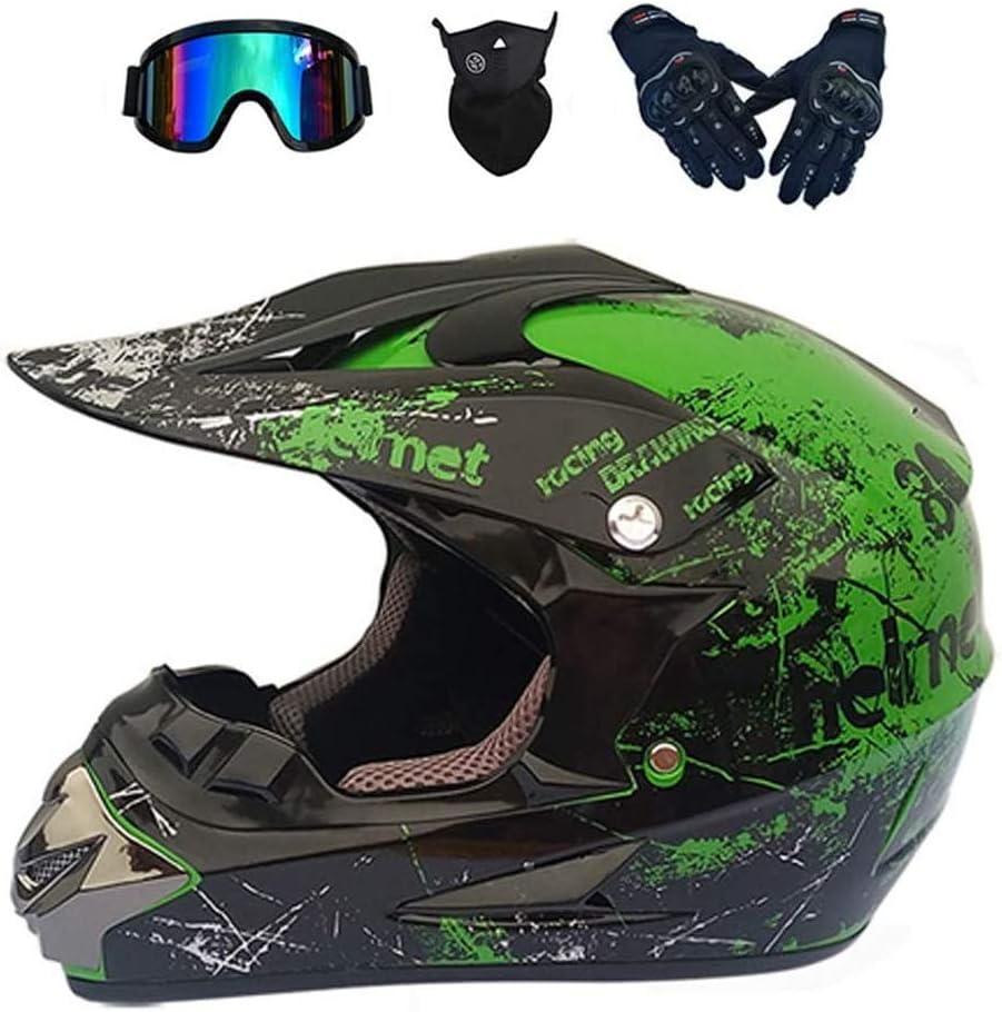 Washington Mall TIANDU New color Motocross Helmet Outdoor Full Dirt Helmets Face ATV Bike