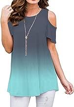 Best peek a boo shoulder shirts Reviews