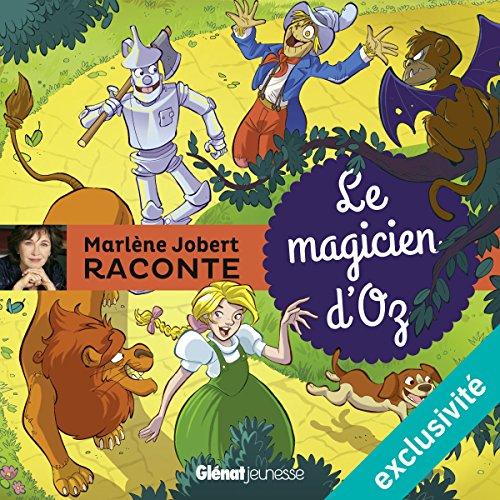 Le magicien d'Oz audiobook cover art