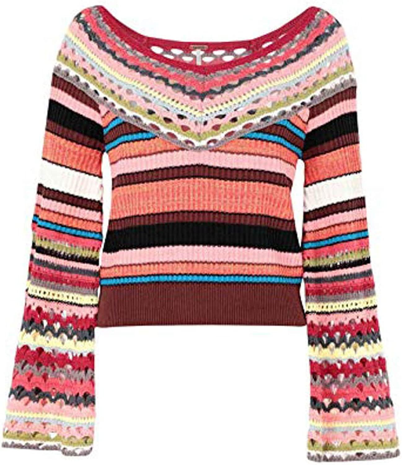Free People Heart and Soul Sweater
