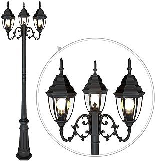 Amazon Com Outdoor Post Lights 3 Post Lights Outdoor Lighting Tools Home Improvement