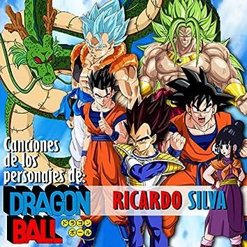 Canciones de los Personajes de Dragon Ball