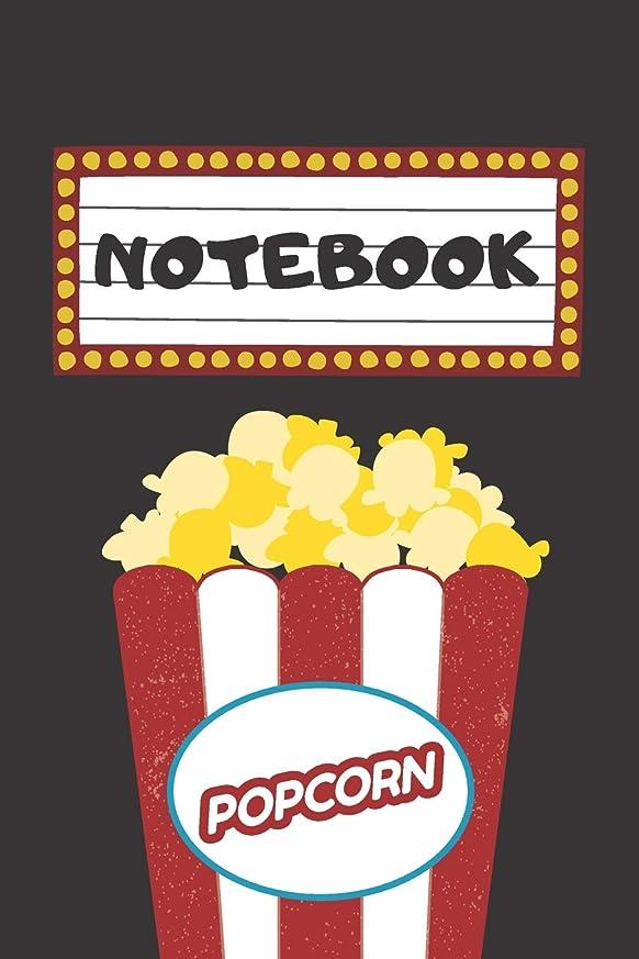 埋める発言するコスチュームNotebook: Lined Notebook For All Movie Fans