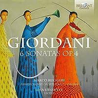 Giordani: 6 Sonatas, Op. 4