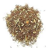 Aromas de Té - Infusión Rooibos Eucalipto y Naranja Estimulante Relajante/Té Rooibos con Naranja y Eucalipto sin Teína, 50 gr.
