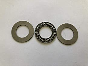 New 1 Set AXK2035 Thrust Needle Bearing, 20x 35x 2 mm with 2 Washers