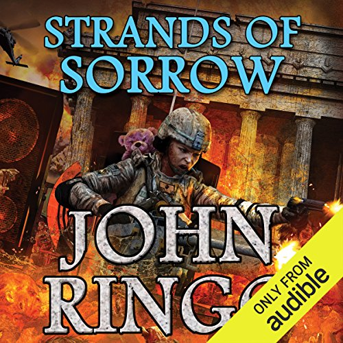 Strands of Sorrow audiobook cover art