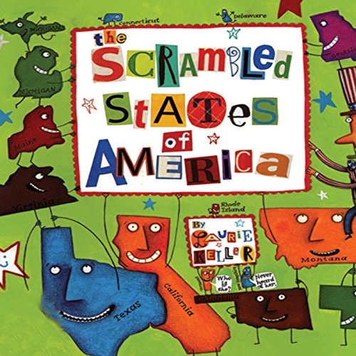 The Scrambled States of America cover art