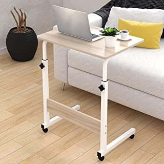 Table Notebook Laptop Desk Portable Standing Multifunction Sofa Bed Table Height Adjustable Mobile Wood based Panel 4 Colo...