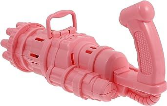 TOYANDONA 1 Set Bubble Shooter Kinderen Bubble Speelgoed Draagbare Kids Bubble Machine Zonder Batterij
