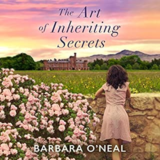 The Art of Inheriting Secrets audiobook cover art