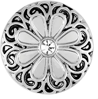 Floating Flower SN15-46 (Standard Size) Interchangeable Jewelry Accessories