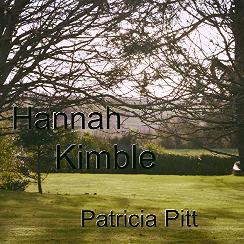 Hannah Kimble audiobook cover art