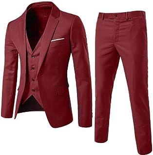 スーツ メンズ スリーピース スリムタイプ オシャレ スタイリッシュ スーツ ビジネス・パーティー 結婚式 就職スーツ オールシーズ ンシンプル 無地 スーツ ブレザー・ベスト・ズボン