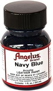 Angelus Acrylic Paint 1 Oz. (Navy Blue)