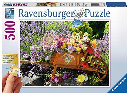 Ravensburger Puzzle 13685 - Blumenarrangement - 500 Teile