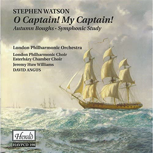 London Philharmonic Orchestra, London Philharmonic Choir, David Angus, Esterhazy Chamber Choir & Jeremy Huw Williams