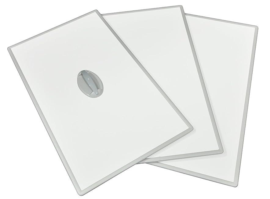 製造業しかしながら罹患率東プレ 風呂ふた 抗菌タイプ 組み合わせ式 取っ手付き (3枚割) 75×110cm ホワイト/ホワイト L11