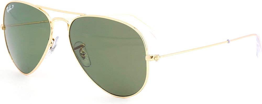 Ray-ban aviator large metal, occhiali unisex RB 3025 112/85 55mmA