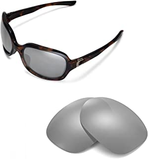 Walleva Replacement Lenses for Oakley Pulse Sunglasses - Multiple Options