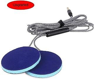 Sleep Ultra Thin Pillow Headphones with Mic, Control Button for Sleep Headphones. Headband Headphone Replacement MMUSS