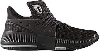 Dame 3 Shoe Mens Basketball 12 Core Black-Core Black-Solid Grey