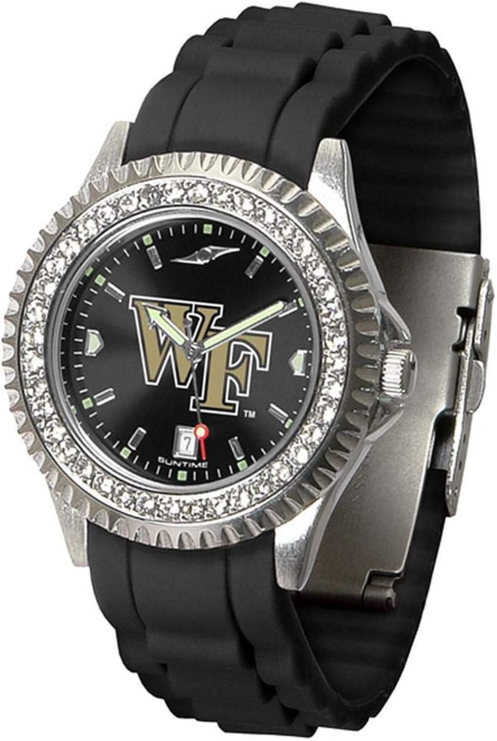Wake Forest Demon Deacons NCAA  Sparkle  Women's Watch