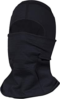 National Safety Apparel H92FWPS PolarShield FR Balaclava, One Size, Slate Grey
