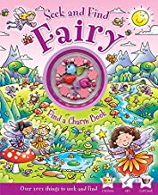 Seek and Find Fairy: Find a Charm Book (Seek and Find Books)