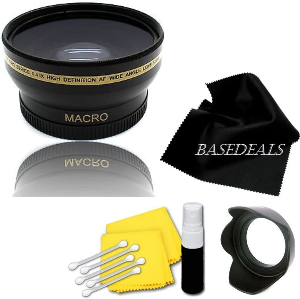 unisex 55mm Wide Angle Lens for New products, world's highest quality popular! Nikon Premium 24-500MM DL24-500 DL Com
