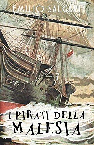 I pirati della Malesia eBook: Salgari, Emilio : Amazon.it: Kindle ...